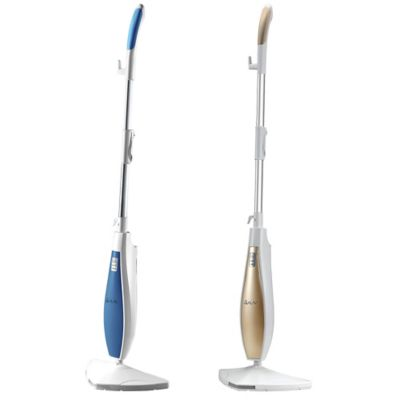 SALAV Professional Series STM-402 LED Steam Mop in Blue