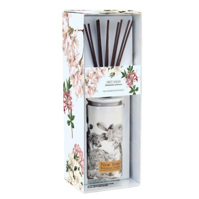 The New York Botanical Garden Sweet Azalea Floral Ceramic Diffuser