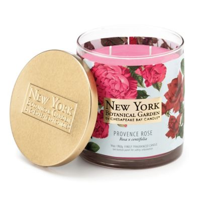 The New York Botanical Garden Provence Rose 2-Wick Jar Candle