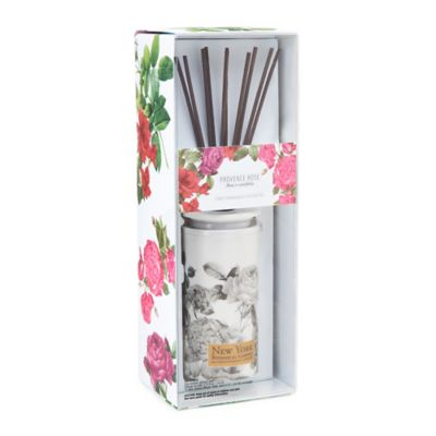 The New York Botanical Garden Provence Rose Floral Ceramic Diffuser