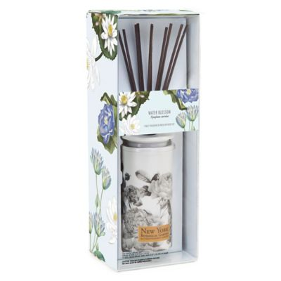 The New York Botanical Garden Water Blossom Floral Ceramic Diffuser
