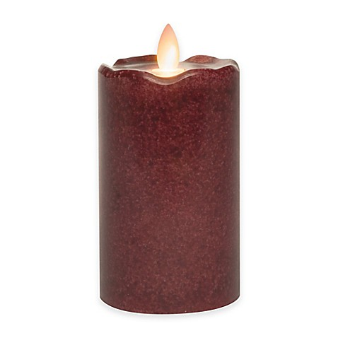 Buy Mirage 174 5 Inch Berry Pomegranate Flickering Flame Led
