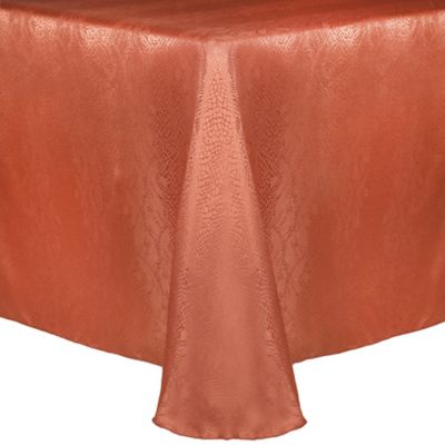 Kenya 90-Inch x 132-Inch Tablecloth in Sienna