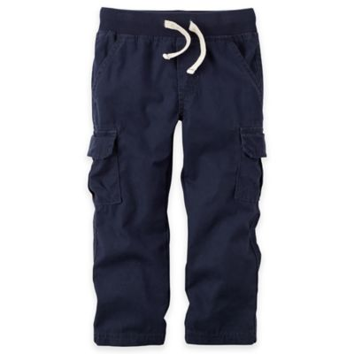Carter's® Size 24M Straight Pant in Navy