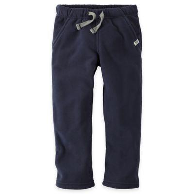 Carter's® Size 9M Fleece Sweat Pant in Navy