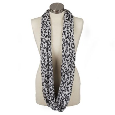Itzy Ritzy® Nursing Happens™ Infinity Breastfeeding Scarf in Cheetah Girl