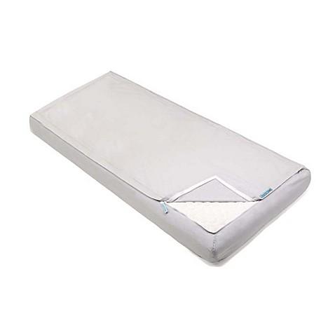 QuickZipR Twin Zipper Sheet Set In Grey From Buy Buy Baby