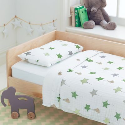 Green Multi Bedding Set