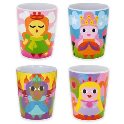 French Bull® Princess Kids Juice Cups (Set of 4)