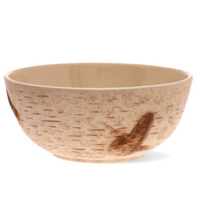 Boston International Birch Serving Bowl