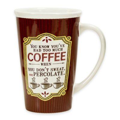 Brewed Mug of Coffee