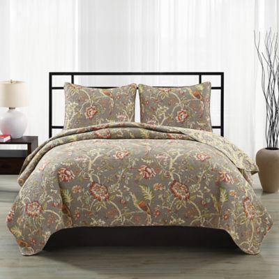 Floral Queen Quilts
