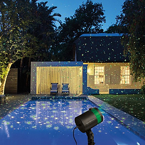 Star Shower® Laser Light - www.BedBathandBeyond.com
