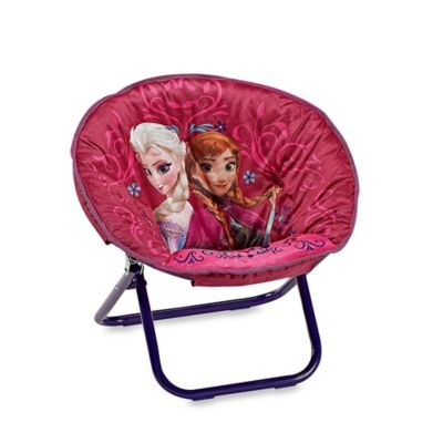 Disney® Frozen Saucer Chair in Pink
