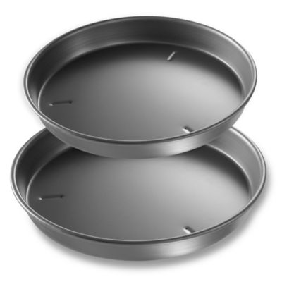 Steel Deep Pizza Pans