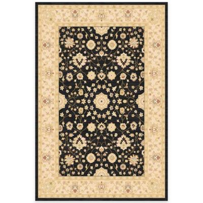 Black Area Rugs