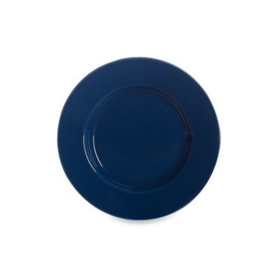 Real Simple® Salad Plate in Marine Blue