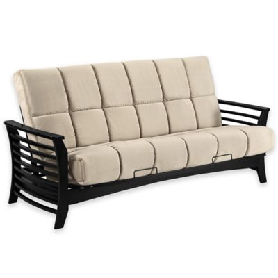 Simmons® Chicago Futon Frame in Wenge