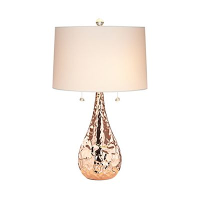 Pacific Coast Kathy Ireland 2-Light Pinnacle Table Lamp