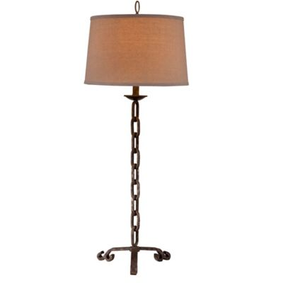 Bassett Mirror Company Links Table Lamp