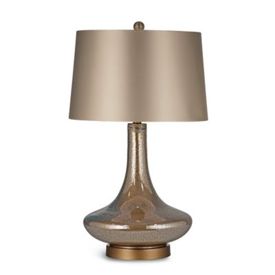 Bassett Mirror Company Saratoga Table Lamp in Gold
