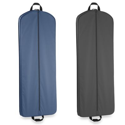 WallyBags® 60-Inch Gown Length Garment Bag in Black