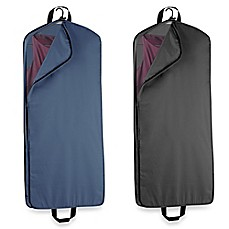 WallyBags® 52-Inch Dress Length Garment Bag with Pocket