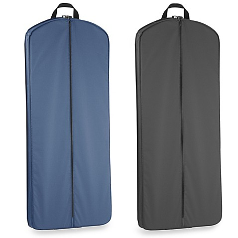 WallyBags® 52-Inch Tri-Fold Garment Bag with Multi Pockets