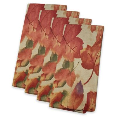 Harvest Festival Napkins (Set of 4)