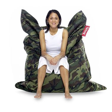 Camouflage Fatboy Floor Cushion