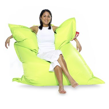 Lime Fatboy Floor Cushion