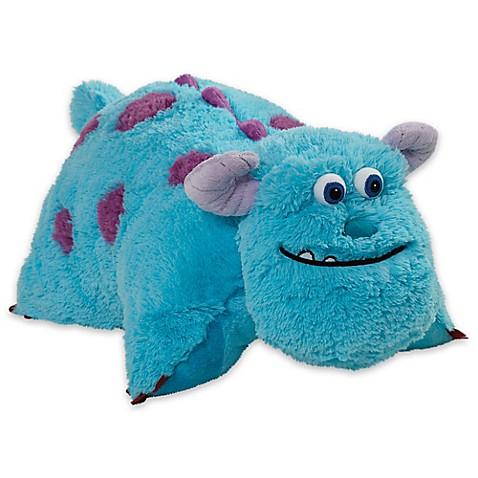 Animal Folding Pillows : Buy Pillow Pets Disney Sulley Folding Pillow Pet from Bed Bath & Beyond