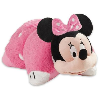 Pillow Pets® Disney® Minnie Mouse Folding Pillow Pet