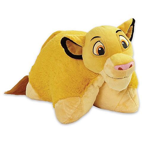 Animal Folding Pillows : Buy Pillow Pets Disney Simba Folding Pillow Pet from Bed Bath & Beyond