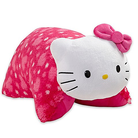 Animal Folding Pillows : Buy Pillow Pets Sanrio Hello Kitty Folding Pillow Pet from Bed Bath & Beyond