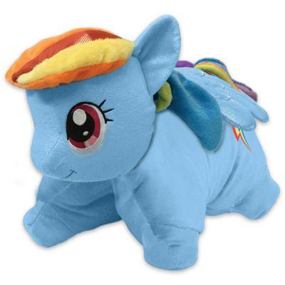 Pillow Pets® My Little Pony Rainbow Dash Folding Pillow Pet