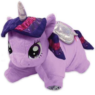 Pillow Pets® My Little Pony Twilight Sparkle Folding Pillow Pet