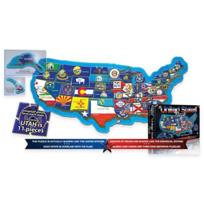 A Broader View® Family USA Puzzle