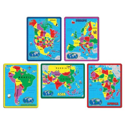 The Continent 5-Pack Puzzle Combo