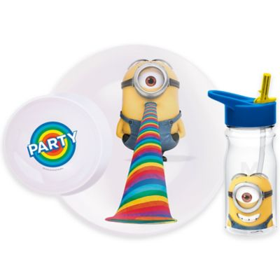Despicable Me 2™ 2-Piece Dinnerware Set