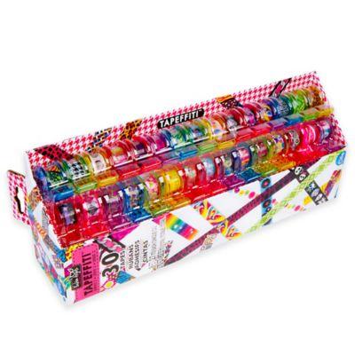 Fashion Angels® Tapeffiti 30-Piece Tape Caddy