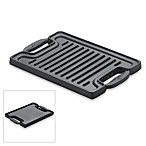 Emerilware™ Cast Iron Single Burner Reversible Grill/Griddle