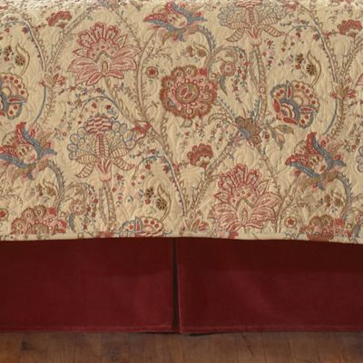 B. Smith Serene California King Bed Skirt