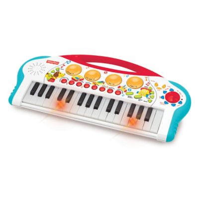 Fisher Price® Teaching Keys Keyboard