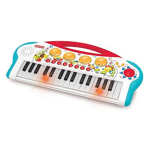 Buy Fisher Price® Teaching Keys Keyboard from Bed Bath & Beyond