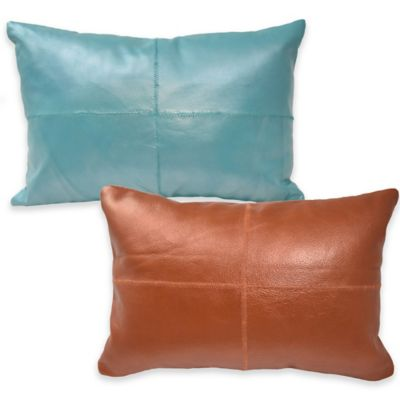 Blissliving Home® Feliz Throw Pillow in Teal