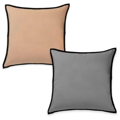 Blissliving Home® Estevan Throw Pillow in Sand
