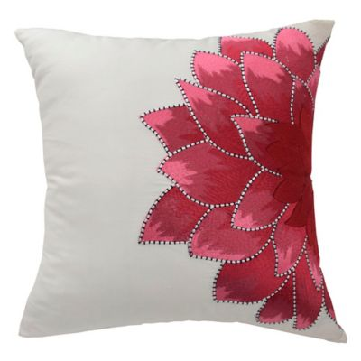 Blissliving Home® Dahlia Throw Pillow
