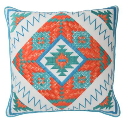 Blissliving Home® Fiesta Throw Pillow