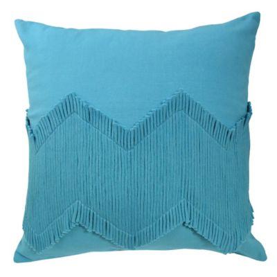 Tealwhite Throw Pillows